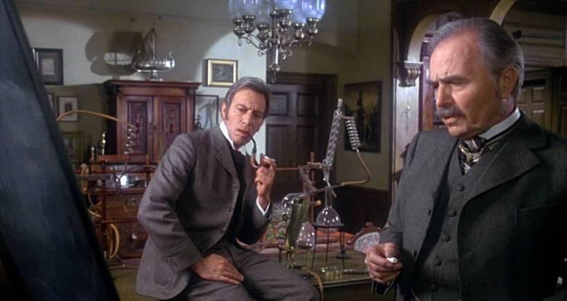 Szene aus 'Mord an der Themse (1979)', Copyright: Saucy Jack