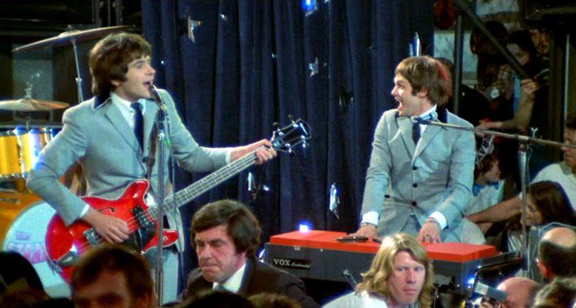 Szene aus 'Stardust (1974)', Copyright: Goodtimes