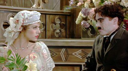 Szene aus 'Chaplin (1992)'