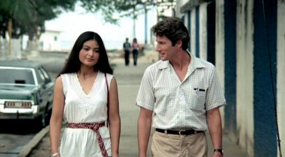 Szene aus 'Der Honorarkonsul (1983)'