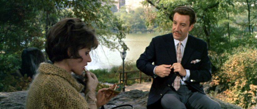 Szene aus 'Henrys Liebesleben (1964)', Copyright: MGM