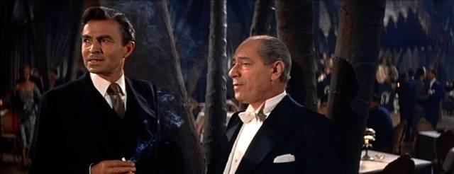 James Mason als fiktiver Hollywoodstar Norman Maine