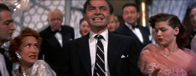 James Mason als gescheiterter Schauspieler Norman Maine