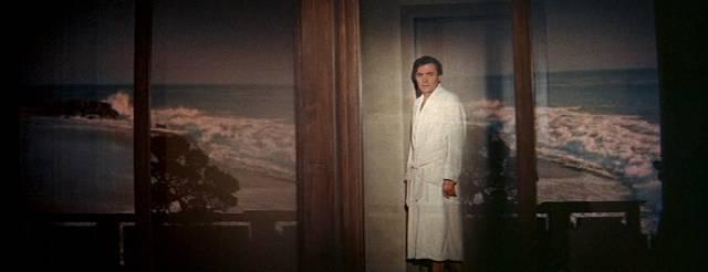 James Mason als alkoholistischer Schauspieler Norman Maine, Copyright: Warner Bros.