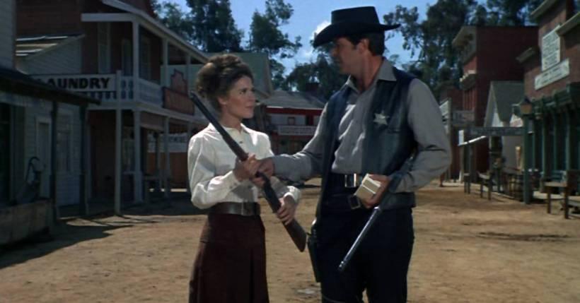 Szene aus 'Auch ein Sheriff braucht mal Hilfe (1969)', Copyright: MGM