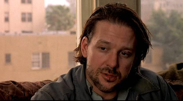 Mickey Rourke als Trinker Henry