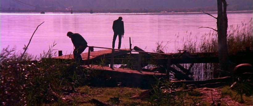 Szene aus 'Blutmond (1986)', Copyright: Dino De Laurentiis