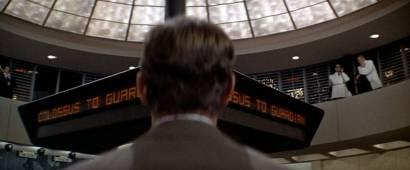 Szene aus 'Colossus (1970)'