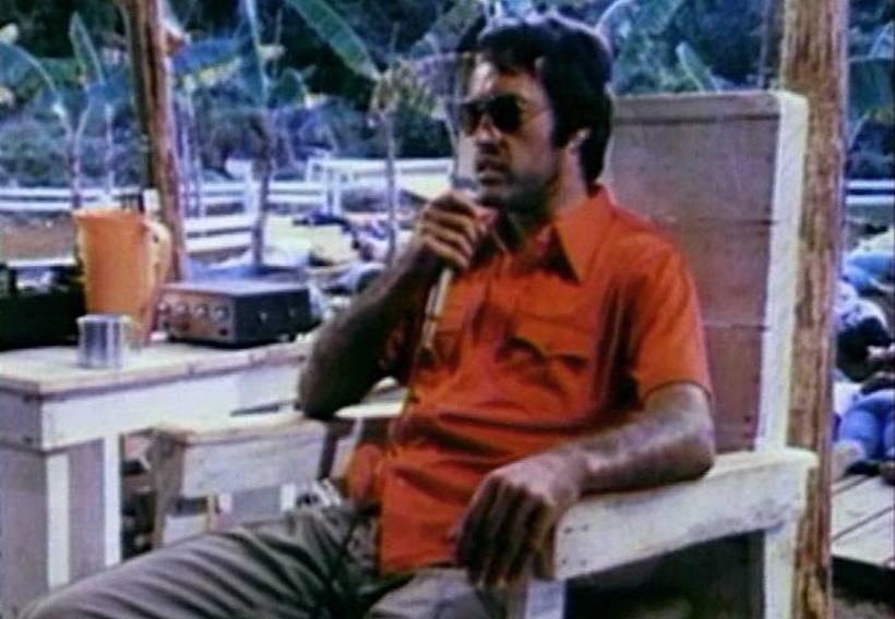 Szene aus 'Das Guyana-Massaker (1980)', Copyright: Konigsberg Company