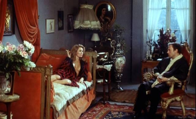 """Estella Blain und Jean-Louis Trintignant in """"Das wilde Schaf"""""""