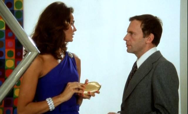 """Florinda Bolkan und Jean-Louis Trintignant in """"Das wilde Schaf"""""""