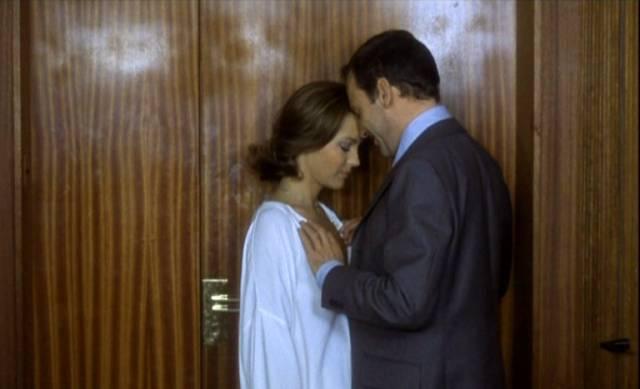 """Romy Schneider und Jean-Louis Trintignant als Paar in """"Das wilde Schaf"""", Copyright: Viaduc Prod. & T.R.A.C."""