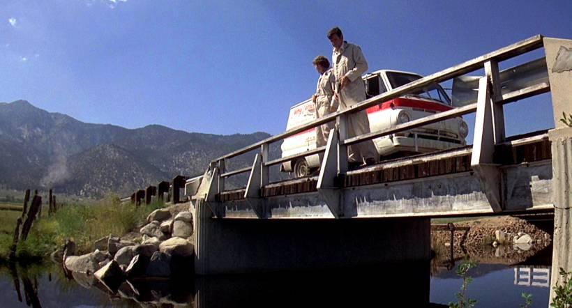 Szene aus 'Der große Coup (1973)', Copyright: Universal