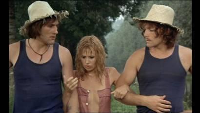 Szene aus 'Die Ausgebufften (1974)'