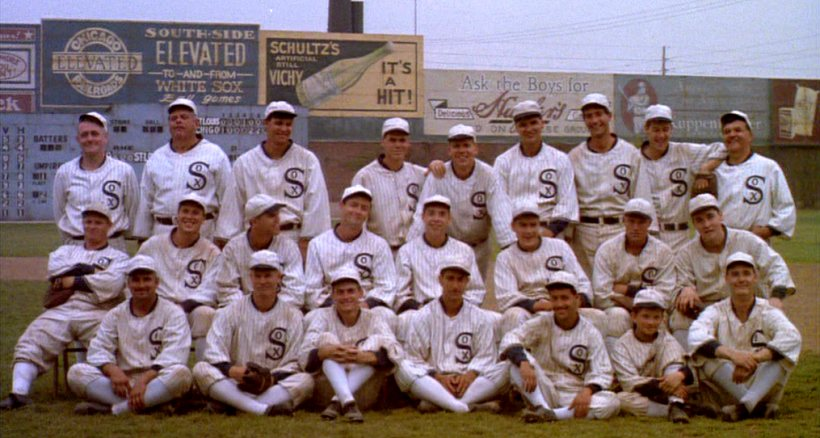 Szene aus 'Eight Men Out (1988)', Copyright: Orion Pictures