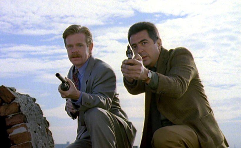 Szene aus 'Homicide (1991)', Copyright: Bison Films