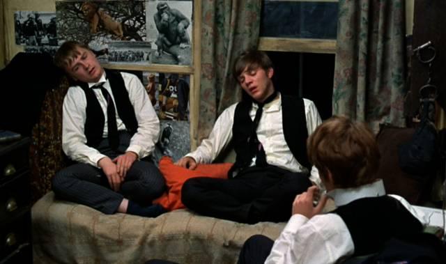 Szene aus 'If… (1968)'