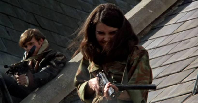 Szene aus 'If… (1968)', Copyright: Paramount