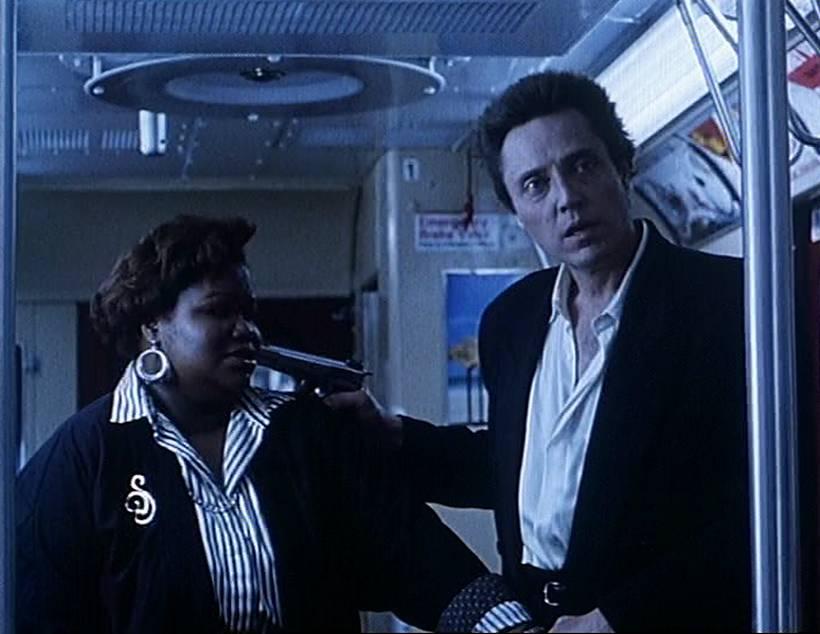 Szene aus 'King of New York (1990)', Copyright: Reteitalia