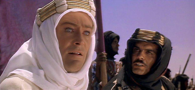 Szene aus 'Lawrence von Arabien (1962)', Copyright: Columbia TriStar