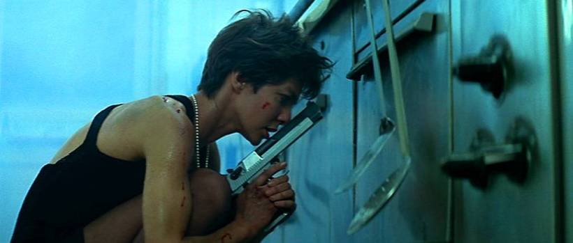 Szene aus 'Nikita (1990)', Copyright: Gaumont