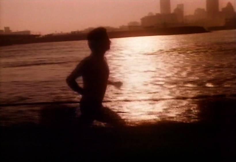 Szene aus 'Running (1979)', Copyright: Guardian Trust Company