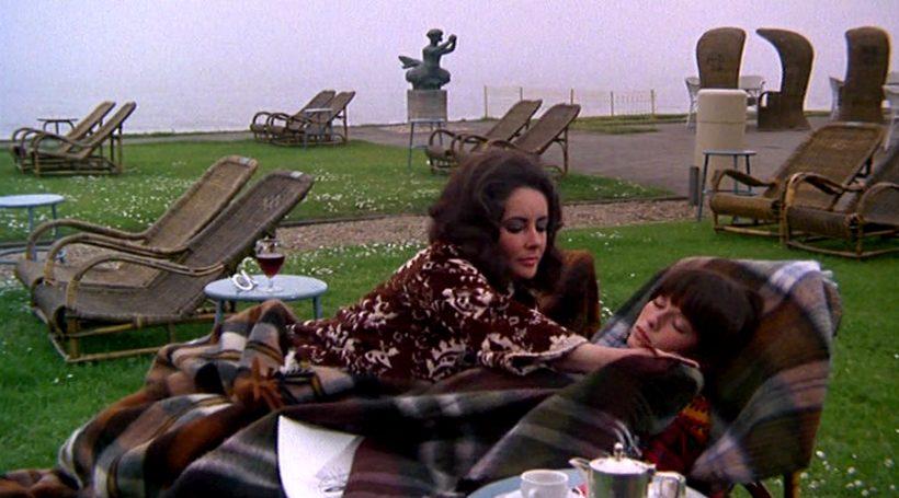 Szene aus 'Secret Ceremony (1968)', Copyright: Universal