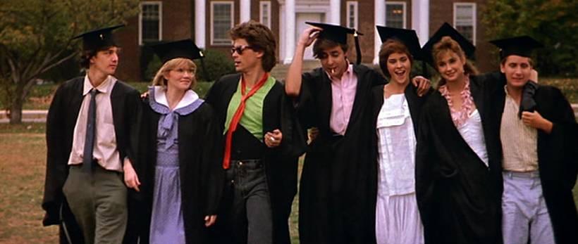 Szene aus 'St. Elmo's Fire (1985)', Copyright: Columbia