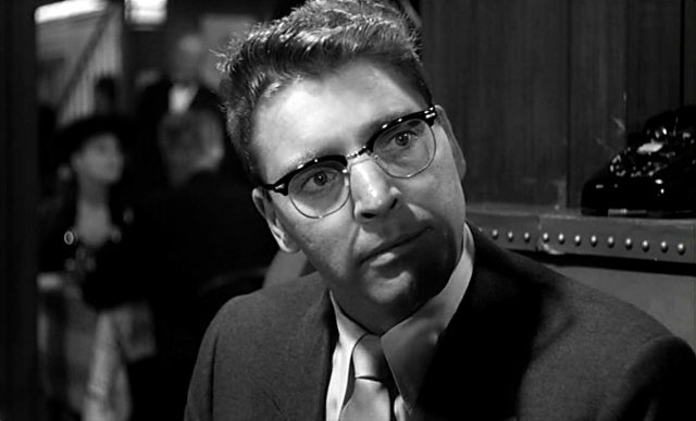 Burt Lancaster als Boulevard-Kolumnist J.J.Hunsecker, Copyright: MGM
