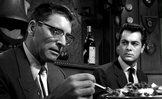 a review of the sweet smell of success a 1957 film Movie review sweet smell of success  lancaster was originally just one of the film's producers and orson welles was  this is 1957 and it was a man's world but .