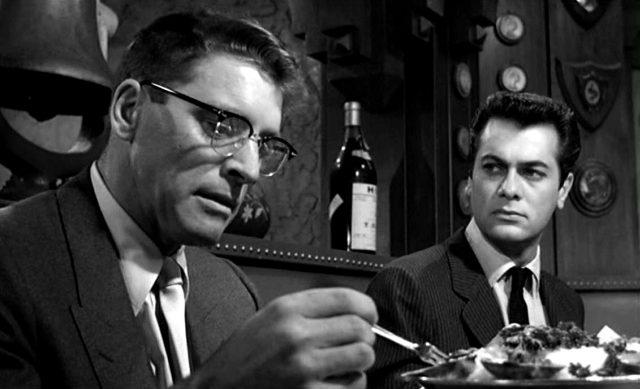Szene aus 'Sweet Smell of Success (1957)'