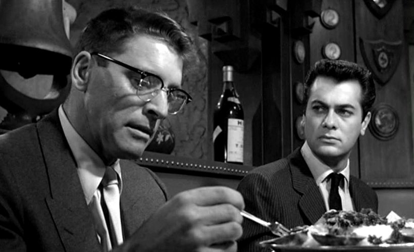 Szene aus 'Sweet Smell of Success (1957)', Copyright: MGM
