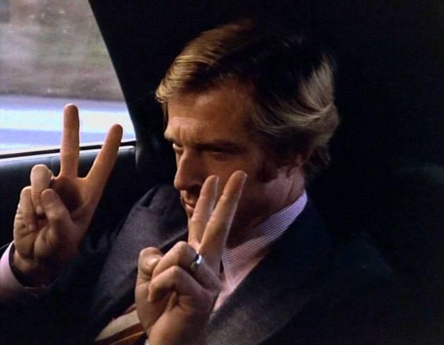 Robert Redford als Bill McKay in der Limousine, Copyright: Warner Bros.
