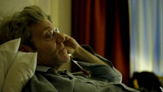 Tchéky Karyo als pensionierter Kommissar Julien Baptiste, Copyright: Company Television Pictures & New Pictures