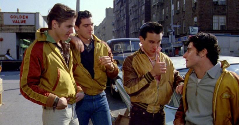 Szene aus 'The Wanderers (1979)', Copyright: Majestic Films