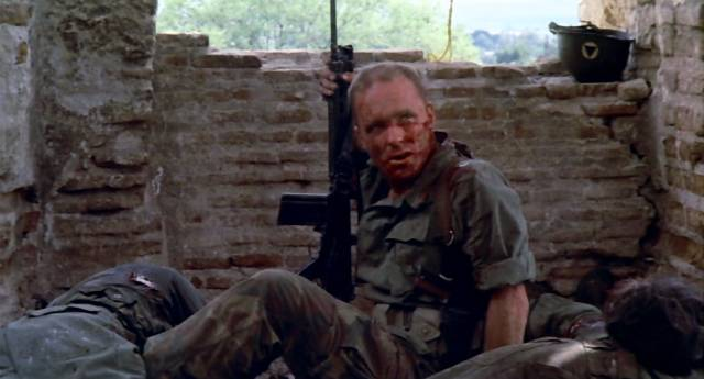 Ed Harris als Söldner Oates, Copyright: MGM