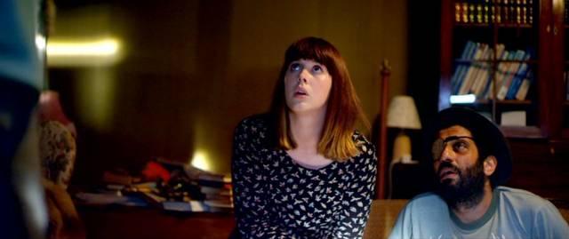 Alexandra Roach und Adeel Akhtar als Becky und Wilson Wilson