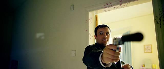 Neil Maskell als Profikiller Arby, Copyright: Kudos