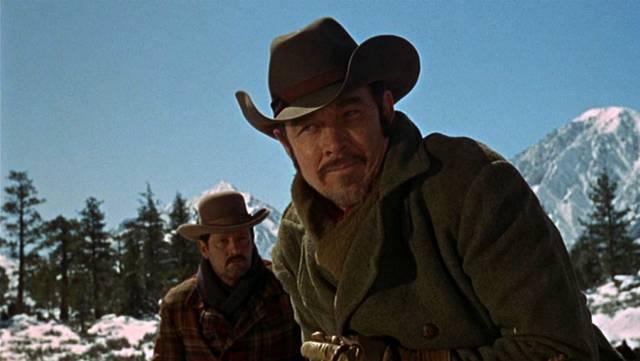 Ben Johnson als Rancher Alex, Copyright: Paramount