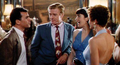 Szene aus 'Havana (1990)'