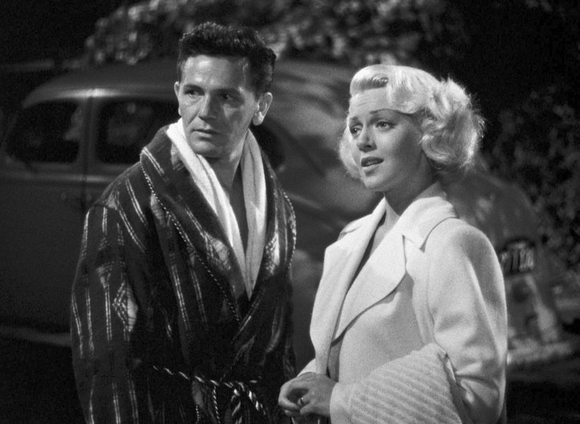 Szene aus 'The Postman Always Rings Twice (1946)', Copyright: Turner Entertainment