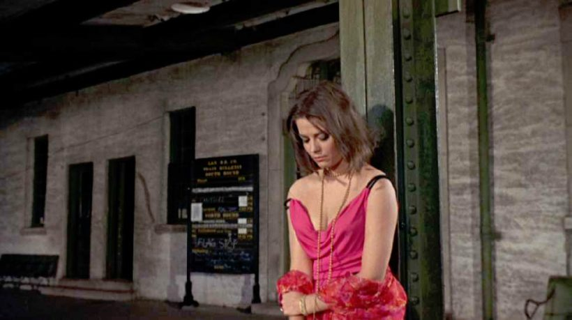 Szene aus 'Dieses Mädchen ist für alle (1966)', Copyright: Paramount