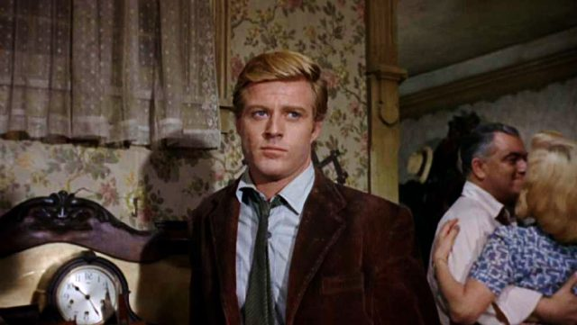 "Robert Redford als Owen Legate im ""Boarding House"""