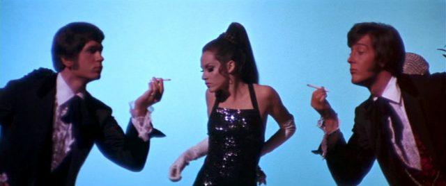 eine Tanz-Performance