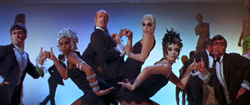 Szene aus 'Sweet Charity (1969)', Copyright: Universal