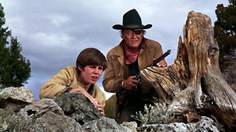 Szene aus 'True Grit (1969)', Copyright: Paramount