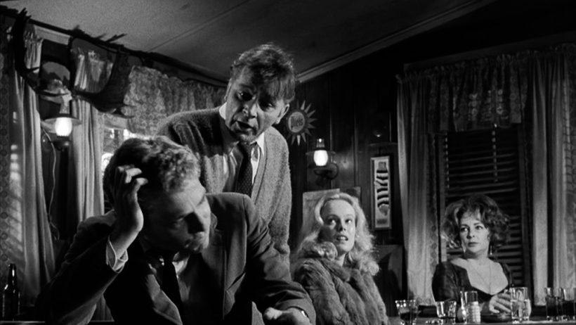 Szene aus 'Wer hat Angst vor Virginia Woolf? (1966)', Copyright: Warner Bros.