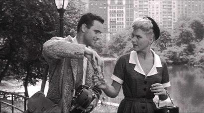 Szene aus 'Die unglaubliche Geschichte der Gladys Glover (1954)'