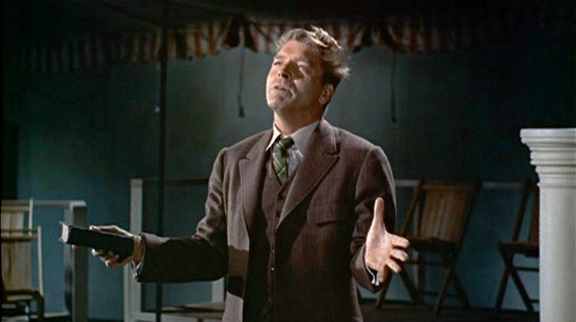 Szene aus 'Elmer Gantry (1960)', Copyright: Elmer Gantry Productions, Metro Goldwyn Mayer