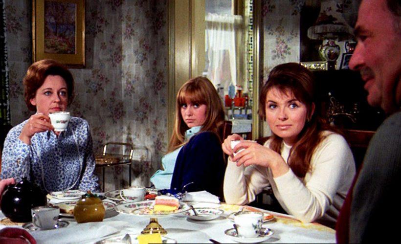 Szene aus 'Spring and Port Wine (1970)', Copyright: Memorial Enterprises